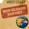 West Coast mid-season report card