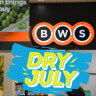 'Completely wrong': alcohol retailer BWS partners with Dry July