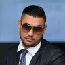 Salim Mehajer suits up for record-breaking bail hearing