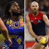 Comebacks, new blood and Demons galore in All-Australian mid-year team