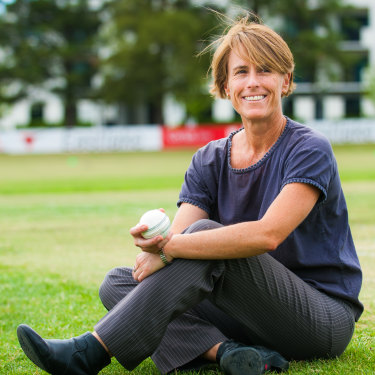 Former Australia captain Belinda Clark has supporters to step up the ranks at CA.