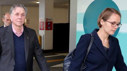 WA Nobel Prize winner Barry Marshall admits carpark criminal damage