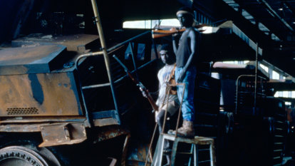 Can Bougainville rebuild on the broken corporate dreams of the colonial age?