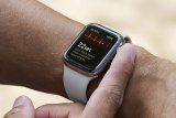 The Apple Watch's heart monitoring function will soon be switched on in Australia.