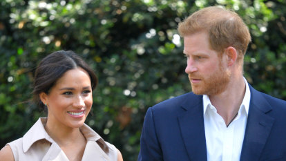 Harry and Meghan? My care factor is zero