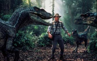 What's next - Jurassic Park?