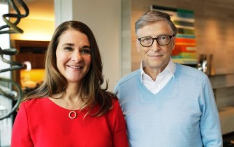 Melinda French Gates will resign if she and Bill Gates can't work together at their foundation.