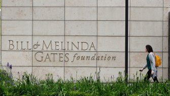 The Gates Foundation is trying to fight COVID-19, eradicate polio and reshape the struggle for gender equality.