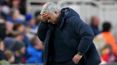 Jose Mourinho is dealing with a tighter budget than he became used to at Chelsea and Manchester United.