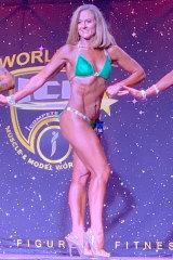 Natalie Joyce is planning a return to the bronzed bikini brigade.