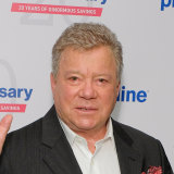 """William Shatner: """"I read avidly on philosophy and animals, plants and trees; how connected all of life is."""""""