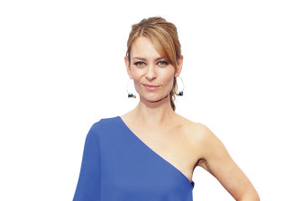 """Kat Stewart: """"I've got friends who were counting loose change for cans of tuna, friends in the performing arts who were just cut off at the socks. I'm just so lucky."""""""