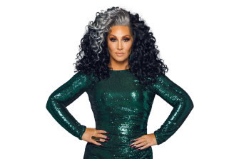 """Michelle Visage: """"When I first got involved in the community, they didn't care that I was a cisgender, white, middle-class girl from New Jersey. That's what we need to get back to."""""""