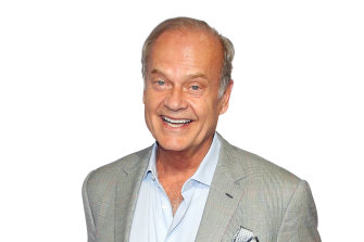 """Kelsey Grammer: """"There have been times when I felt pretty indulgent and my body showed that. I have definitely burnt the candle at both ends."""""""