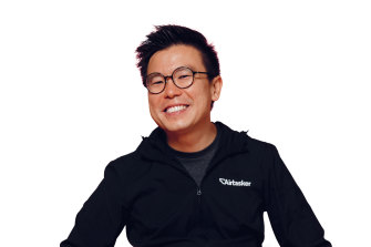 """Tim Fung on Airtasker: """"The best move was looking for investors who wanted to have an impact on the world, as opposed to worrying about the money, and developing a rapport with them."""""""