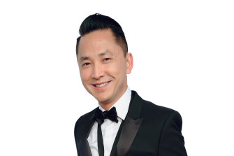 """Viet Thanh Nguyen: """"I spent most of my earlier life being a writer and academic. I invested all my time in my brain, which meant I was not very physically fit."""""""