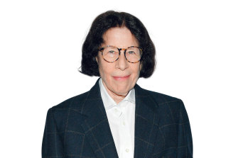 """Fran Lebowitz: """"This is probably the worst time – certainly the worst time in the country in my lifetime. And I don't see it getting better, frankly."""""""