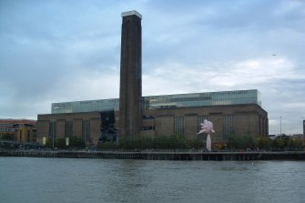 The Tate Modern in London.