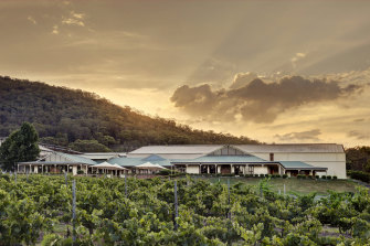 Mount Pleasant in the NSW Hunter Valley is known for its single-vineyard wines from vines dating back to 1880.