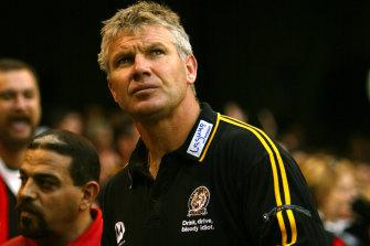AFL great Danny Frawley died in a car crash this year.