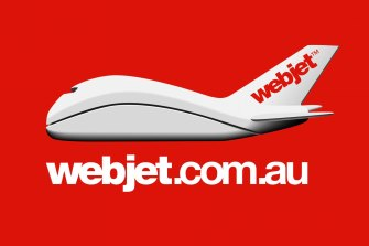 Webjet shares were down heavily, along with the rest of the ASX travel contingent.