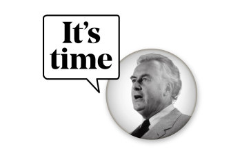 The election classic from Gough Whitlam, 1972.