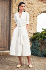 A look from Rebecca Vallance's resort line.