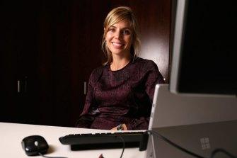 Rights commissioner Kristen Hilton.