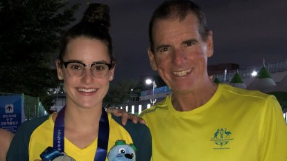 The family tragedy driving Australian swimming star's bid for Games glory