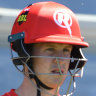 Concussed Harper 'recovering well' but in doubt for final BBL games