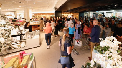 David Jones' Brisbane revamp shows what's in store for all locations