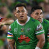 Josh Papalii expected to play for Roos again after Meninga call