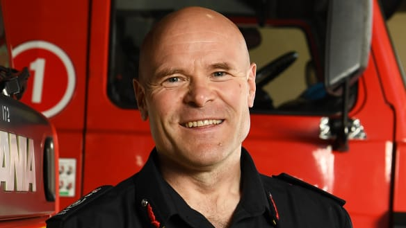 New MFB chief cops seven speeding fines in a month, offers to resign