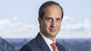 "Francesco De Ferrari resigned as AMP CEO less than a week after the financial services firm said he ""remains as chief executive of the group""."