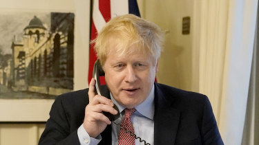 British Prime Minister Boris Johnson has been admitted to hospital for tests after continued symptoms from COVID-19.