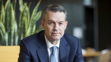 """ANZ executive Mark Hand: """"I think it's been rightly called out for the last few years in particular that the banks have not done enough cashflow lending for small business."""""""