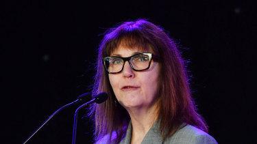 Festival director Susan Provan.