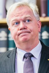 ANU vice-chancellor Brian Schmidt revealed the hack took place in 2018.