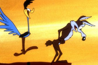 Are iron ore and steel markets about to go off a cliff like Wile. E. Coyote and just haven't realised it yet?