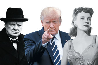 """Winston Churchill suspected his son's wife was having an affair but didn't warn him. President Trump is the """"self-deceiver-in-chief"""", according to British psychologist Celia Moore. New York socialite Ann Woodward took her own life when her secret was about to be exposed."""