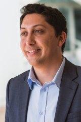 Future Super founder Simon Sheikh.