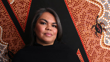 """""""I have an ability to understand the unique need of First Nations people in this country"""": Susan Moylan-Coombs."""