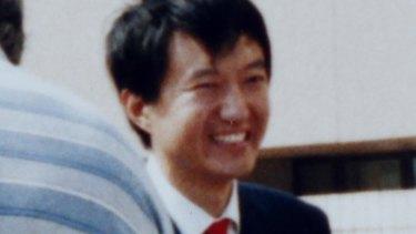 Stern Hu in 1991.