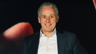 Telstra CEO Andy Penn says the company is taking some necessary pain with its restructure, to get match fit for the new era.