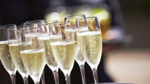 Australia is the No.6 market in the world for champagne consumption.