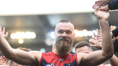 From larrikin to leader, Gawn to captain Demons in 2020