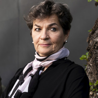 "Former UN Executive Secretary for Climate Change, Christiana Figueres. ""Australia has huge potential to be the major [clean] energy generator and power of large parts of the Pacific."""