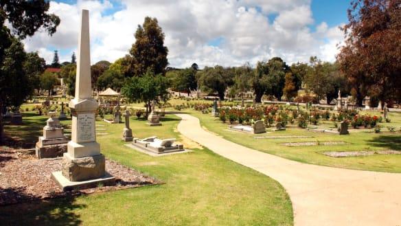 Karrakatta Cemetery renewal shocks families as headstones destroyed
