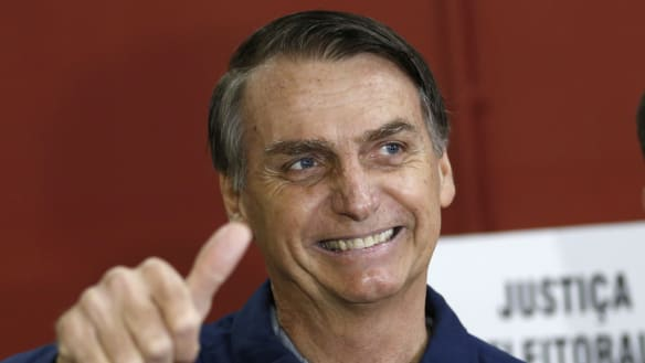 'Trump of the tropics': Brazil's far-right candidate and elections explained