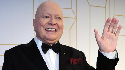'I can't promise I wouldn't do it again': Newton apologises over controversial Logies jokes